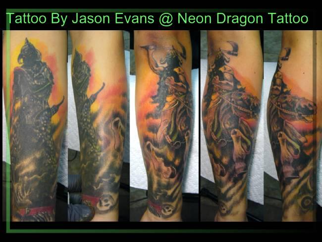 Neon Dragon Tattoo 310 E. Blairsferry Rd Hiawatha, Iowa 319-294-4197